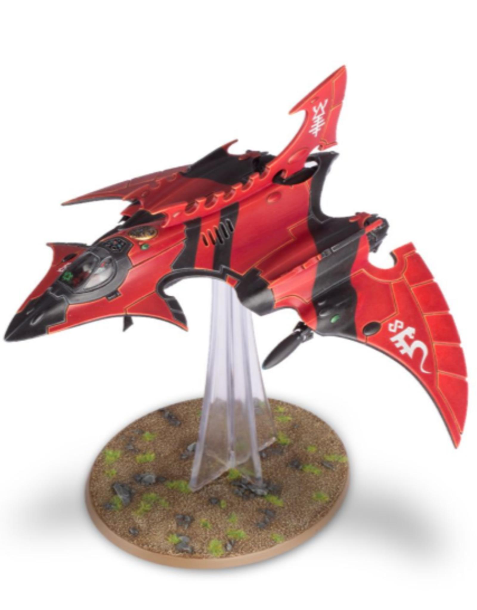 Games Workshop Craftworlds Hemlock Wraithfighter