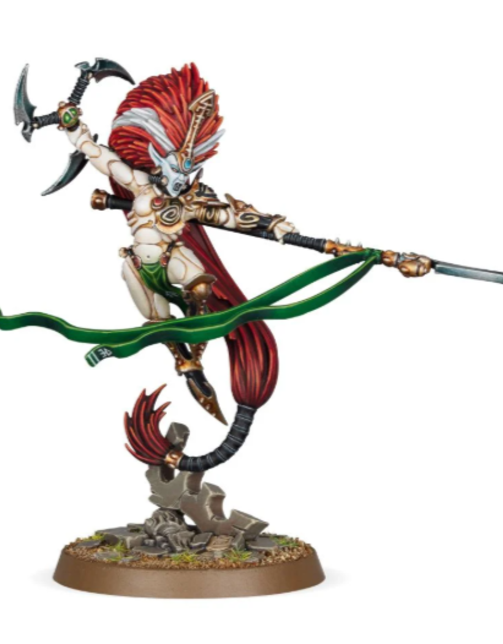 Games Workshop CRAFTWORLDS  JAIN ZAR