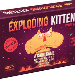 Exploding Kittens LLC Exploding Kittens Party Pack