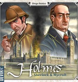 Devir Americas Holmes, Sherlock and Mycroft