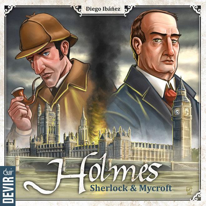 Holmes, Sherlock and Mycroft