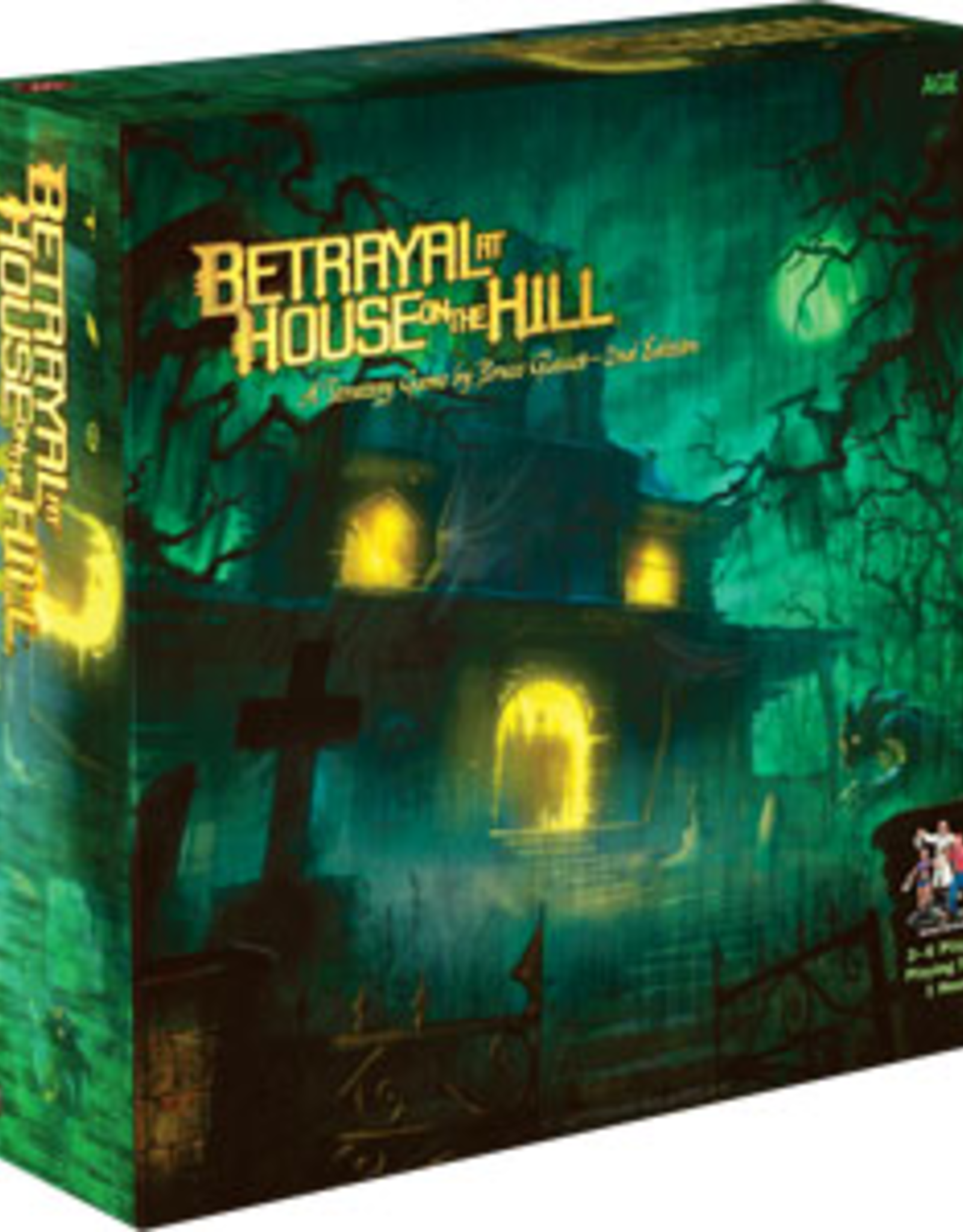 Wizards of the Coast Betrayal At House On The Hill