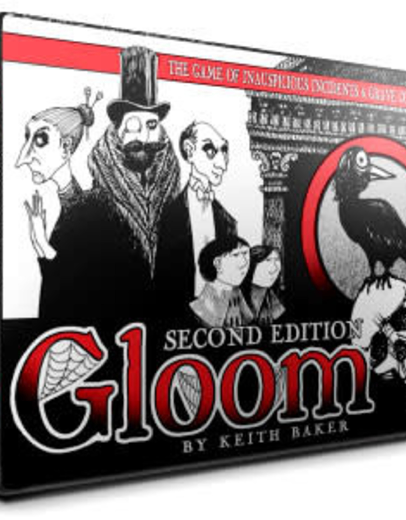 Atlas Games Gloom the Card Game (2nd Edition)