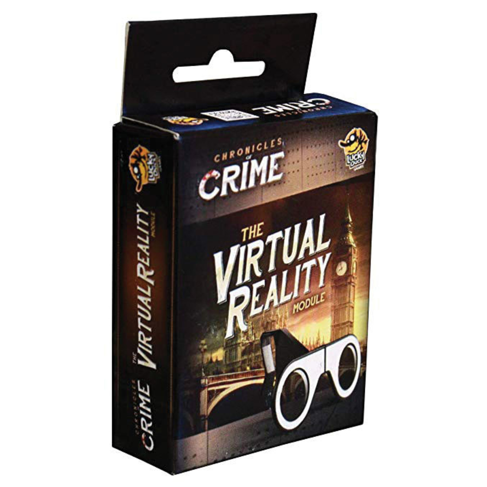 Lucky Duck Games Chronicles of Crime: VR Module