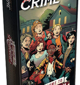 Lucky Duck Games Chronicles of Crime Redview Expansion