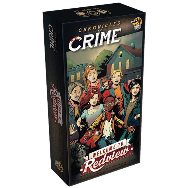 Chronicles of Crime Redview Expansion