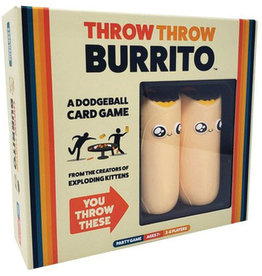 Exploding Kittens LLC Throw Throw Burrito