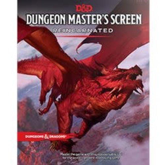 Dungeons & Dragons - Dungeon Master's Screen Reincarnated