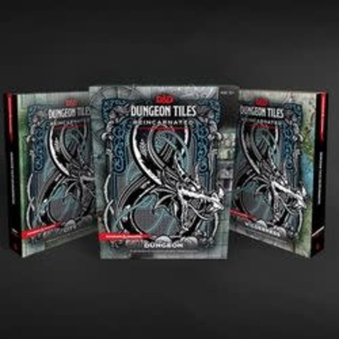 Dungeons & Dragons - Dungeon Tiles: Reincarnated - Dungeon