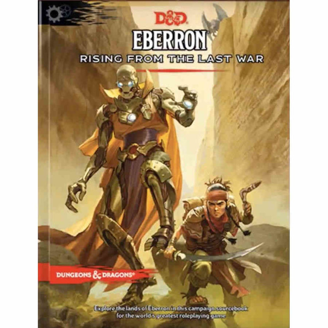 Dungeons & Dragons: 5th Edition - Eberron: Rising from the Last War