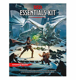 Wizards of the Coast D&D 5E - Essentials Kit