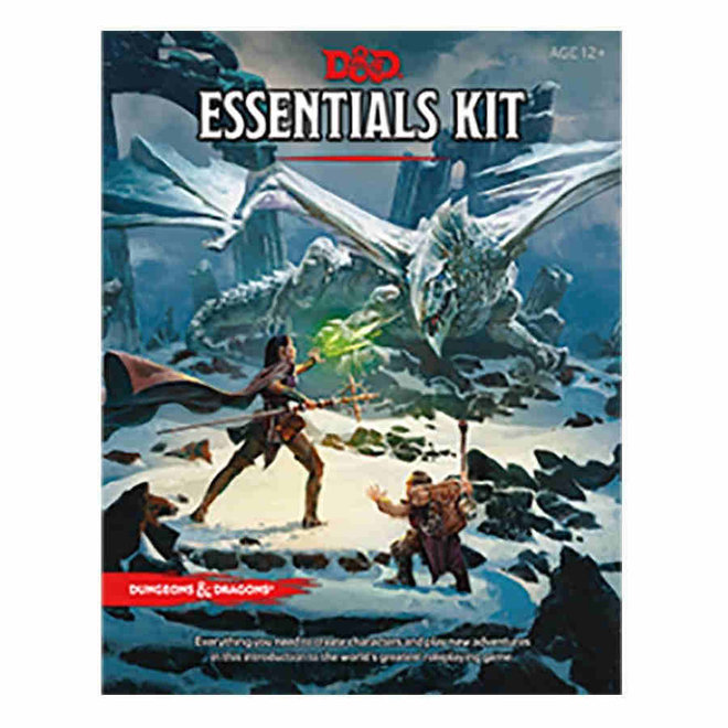 Dungeons & Dragons: 5th Edition - Essentials Kit