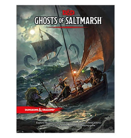 Wizards of the Coast D&D 5E - Ghosts of Saltmarsh