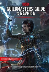 Wizards of the Coast Dungeons & Dragons 5E - Guildmaster's Guide to Ravnica