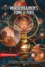 Wizards of the Coast Dungeons & Dragons 5E - Mordenkainen's Tome of Foes