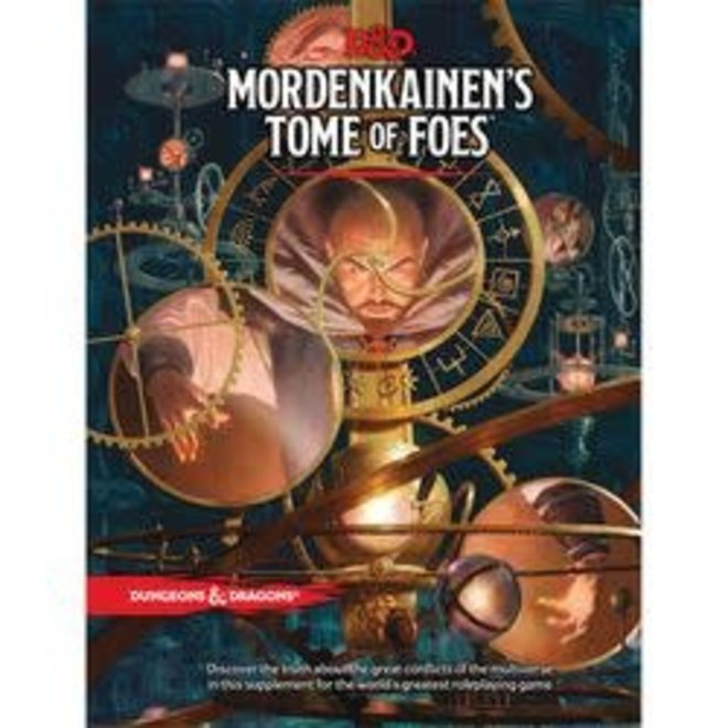 Dungeons & Dragons: 5th Edition - Mordenkainen's Tome of Foes
