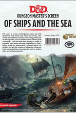 Gale Force Nine D&D Ships and Sea GM Screen