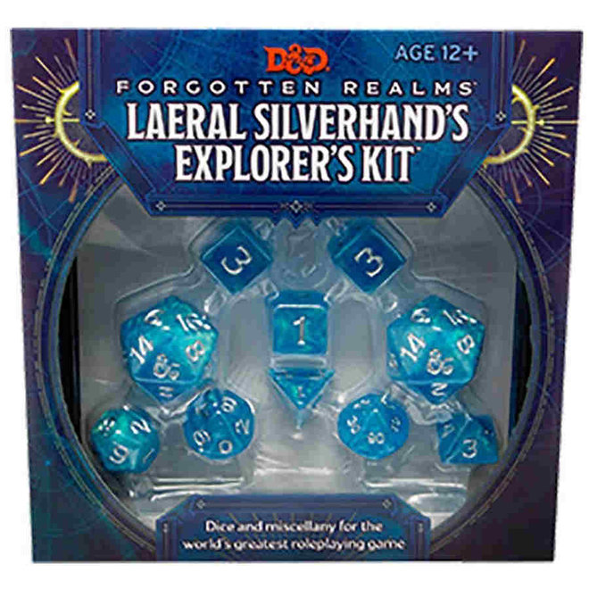 Dungeons & Dragons: 5th Edition - Silverhands Explorer's Kit