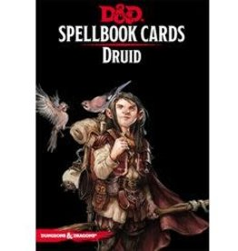 Gale Force Nine D&D Spell Cards: Druid