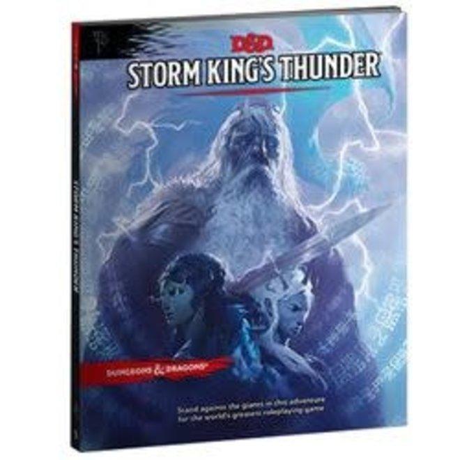 D&D: 5E - Storm King's Thunder