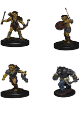 WizKids Dungeons & Dragons Icons of the Realm: Monster Pack The Village Raiders
