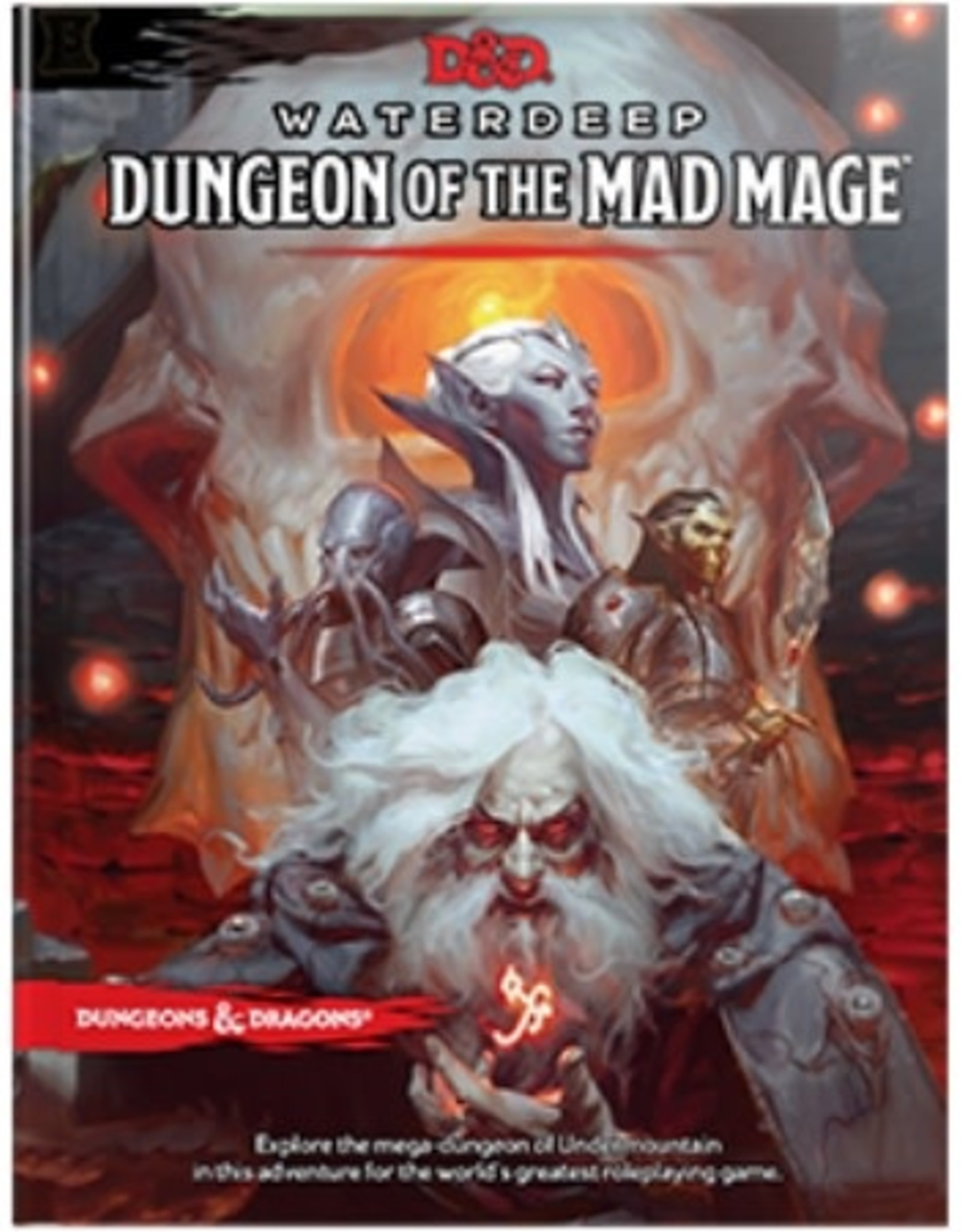 Wizards of the Coast Dungeons & Dragons 5E - Waterdeep: Dungeon Of The Mad Mage