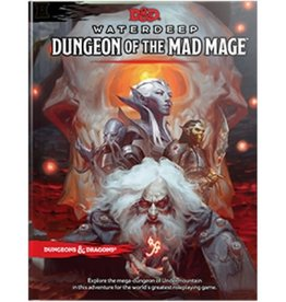 Wizards of the Coast D&D 5E - Waterdeep: Dungeon Of The Mad Mage