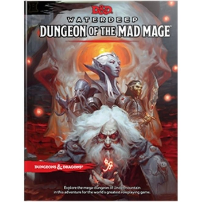 D&D: 5E Waterdeep - Dungeon Of The Mad Mage