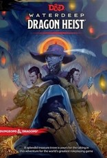 Wizards of the Coast Dungeons & Dragons 5E - Waterdeep: Dragon Heist