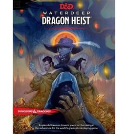 Wizards of the Coast D&D 5E - Waterdeep: Dragon Heist