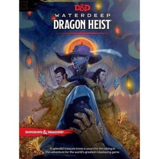 Dungeons & Dragons: 5th Edition Waterdeep - Dragon Heist