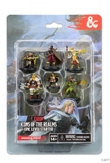 WizKids Dungeons & Dragons Icons of the Realm: Epic Level Starter Set