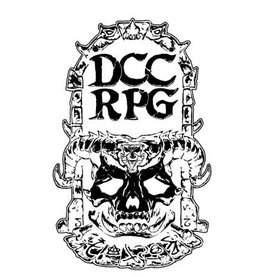Goodman Games Dungeon Crawl Classics Demon Skull Re-issue Limited Edition