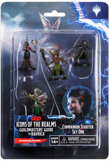 WizKids D&D Icons of the Realms: Guildmaster`s Guide to Ravnica Companion Starter Set 1