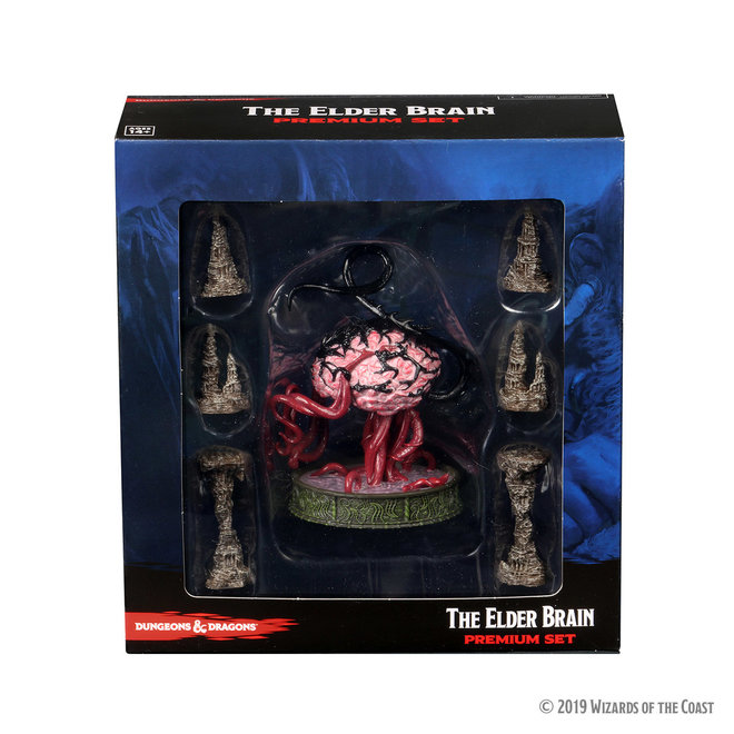 Dungeons & Dragons Icons of the Realm: The Elder Brain