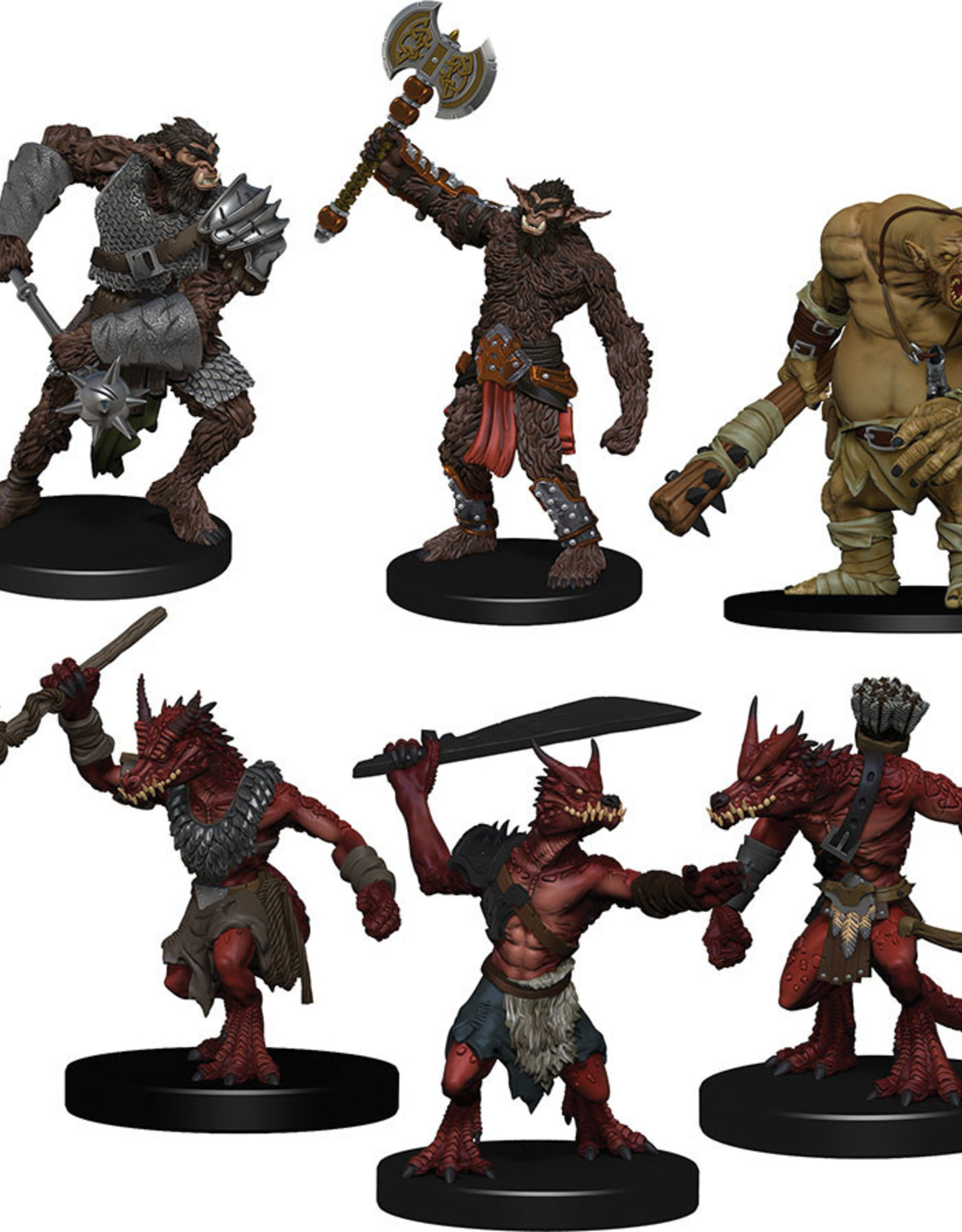WizKids Dungeons & Dragons Icons of the Realm: Monster Pack Cave Defenders