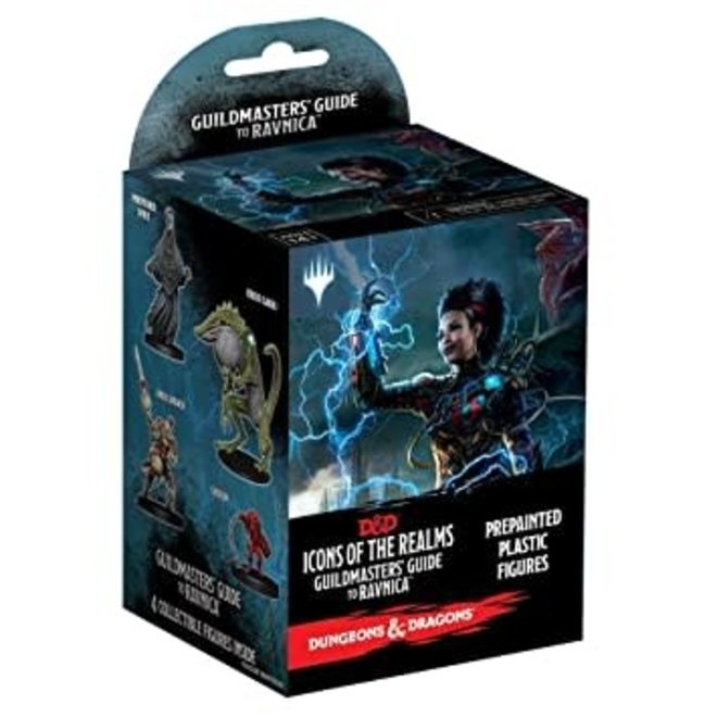 Dungeons & Dragons Icons of the Realm: Guildmaster's Guide to Ravnica Booster Box