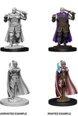 WizKids Dungeons & Dragons Nolzur's Marvelous Miniatures: Human Ranger & Moon Elf