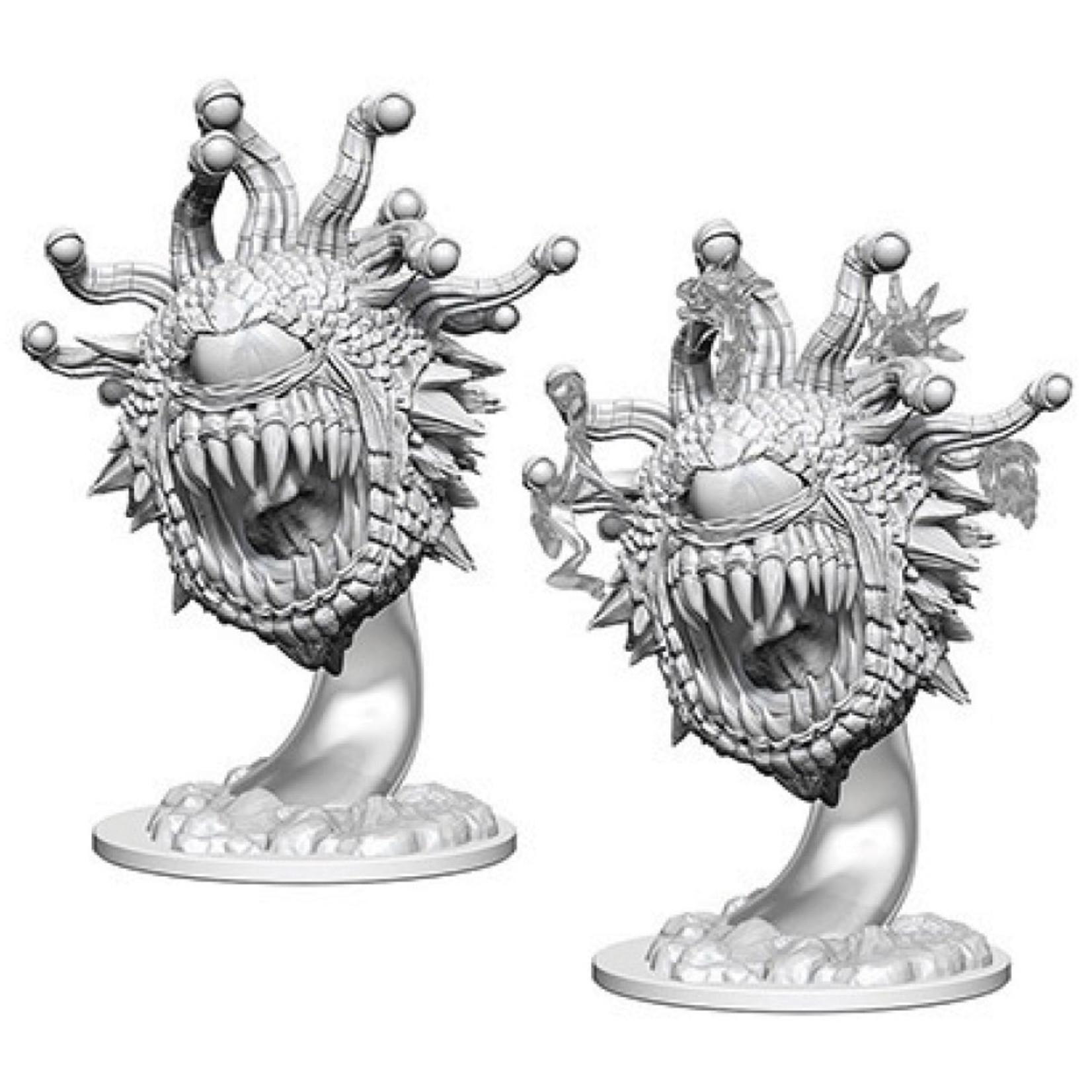WizKids Dungeons & Dragons Nolzur's Marvelous Miniatures: Beholder