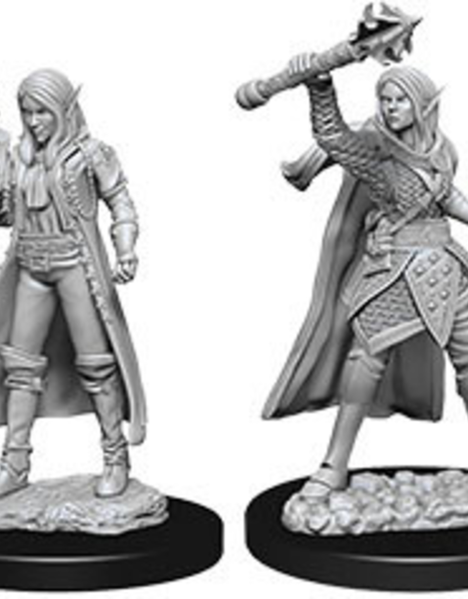 WizKids Dungeons & Dragons Nolzur's Marvelous Miniatures: Female Elf Cleric