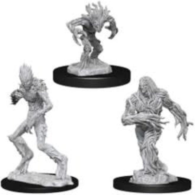 Dungeons & Dragons Nolzur's Marvelous Miniatures: Blights