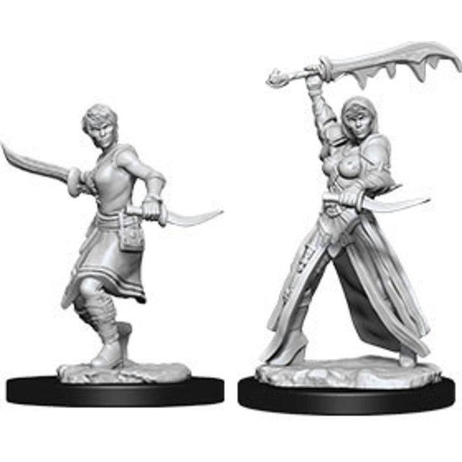 Dungeons & Dragons Nolzur's Marvelous Miniatures: Female Human Rogue