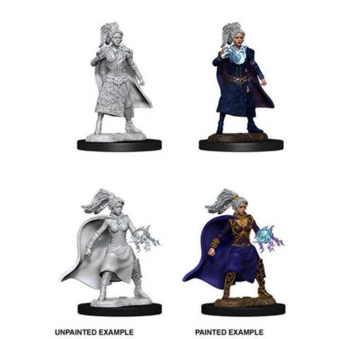 D&D NM: Female Human Sorcerer