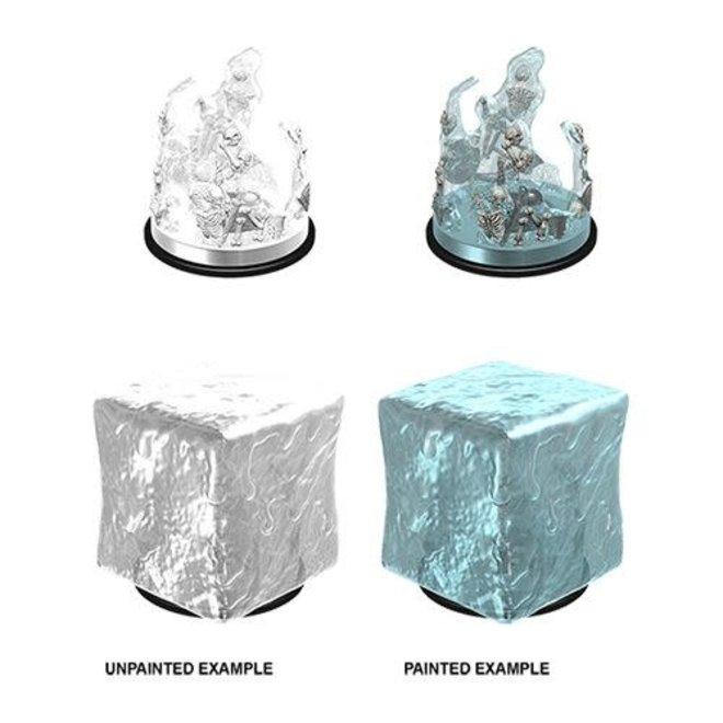 Dungeons & Dragons Nolzur's Marvelous Miniatures: Gelatinous Cube