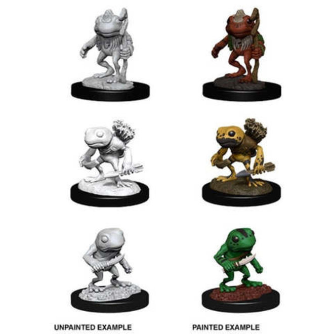Dungeons & Dragons Nolzur's Marvelous Miniatures: Grung