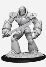 WizKids Dungeons & Dragons Nolzur's Marvelous Miniatures: Iron Golem