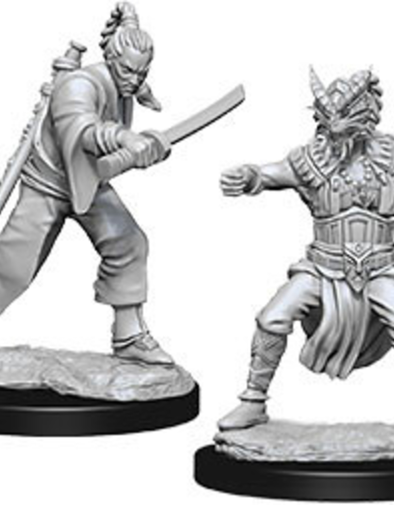 WizKids Dungeons & Dragons Nolzur's Marvelous Miniatures: Male Human Monk