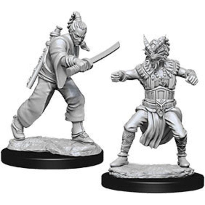 Dungeons & Dragons Nolzur's Marvelous Miniatures: Male Human Monk