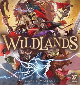 Osprey Games Wildlands: Four-Player Core Set