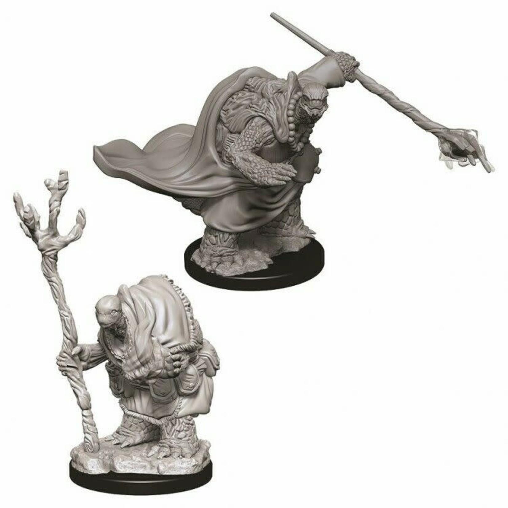 WizKids Dungeons & Dragons Nolzur's Marvelous Miniatures: Tortles Adventurers